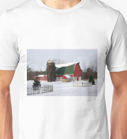 A Wisconsin Winter T-Shirt