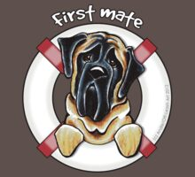 Mastiff :: First Mate by offleashart