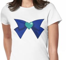 Super Sailor Neptune Bow Womens Fitted T-Shirt