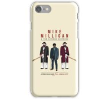 Mike Milligan & The Kitchen Brothers - FARGO iPhone Case/Skin