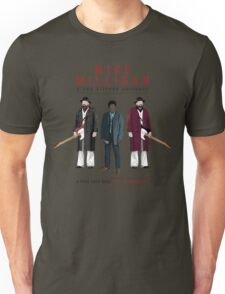 Mike Milligan & The Kitchen Brothers - FARGO Unisex T-Shirt