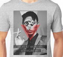 Machine Mind Quote Unisex T-Shirt