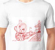 we once spoke of peace Unisex T-Shirt