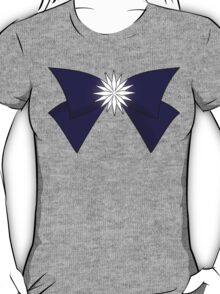 Sailor Saturn Bow (Crystal) T-Shirt
