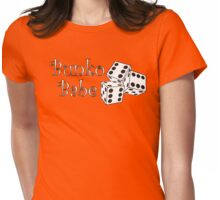 Bunko Babe Womens Fitted T-Shirt