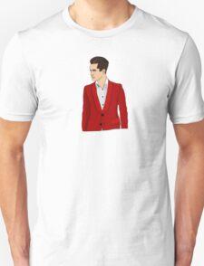 Red Suit Unisex T-Shirt
