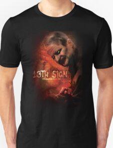 13th Sign Shirt 10 T-Shirt