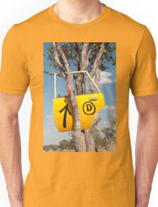 Door in a tree Unisex T-Shirt