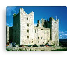 Bolton Castle Canvas Print