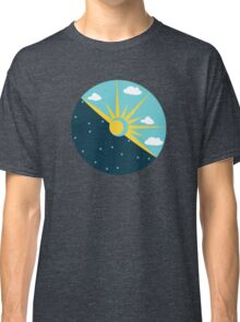 As Above So Below Classic T-Shirt