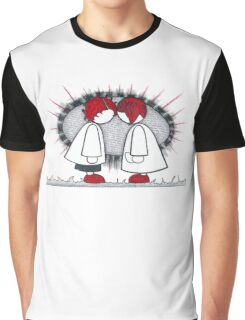 Jett and Melody were glad to have met. Graphic T-Shirt