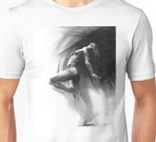 Fount - Conté Drawing Unisex T-Shirt