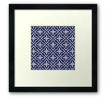 Worthy Great Remarkable Instant Framed Print