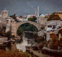 Postcard from Mostar by JBlaminsky