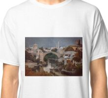 Postcard from Mostar Classic T-Shirt