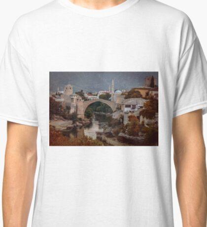 Postcard from Mostar Classic T-Shirt