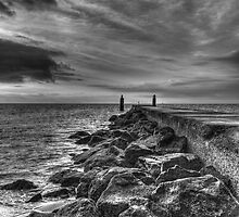 Down By The Jetty by EdwardKay
