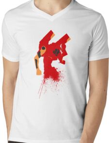 Unit 02 Mens V-Neck T-Shirt