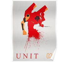 Unit 02 Poster