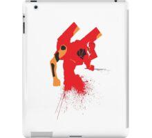 Unit 02 iPad Case/Skin