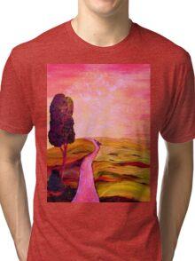 Tuscan Skies Tri-blend T-Shirt