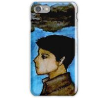 Clouds Over Castiel iPhone Case/Skin