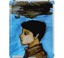 Clouds Over Castiel iPad Case/Skin