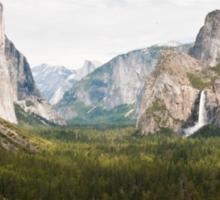 Yosemite Sticker