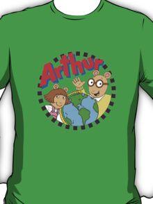 Arthur and DW T-Shirt