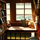 Seattle Bookshop by jessicacbarker