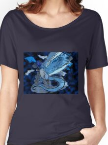 Articuno Through the Frost Women's Relaxed Fit T-Shirt