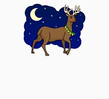 Night Reindeer Unisex T-Shirt