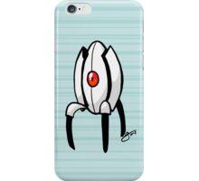 Turret Phone Case Blue Stripes ver. iPhone Case/Skin
