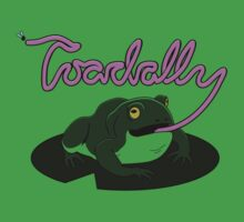 Toadally Punny! by Howard Kay