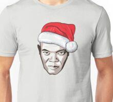 Samuel L. Jackson - Christmas T-Shirt Unisex T-Shirt