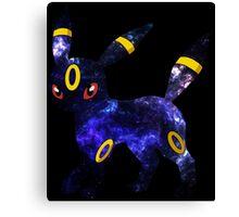Pokemon Umbreon Coolest Pokemon... Canvas Print