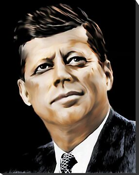 "John Fitzgerald ""Jack"" Kennedy by JohnDSmith"