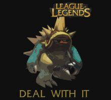 Rammus - Deal with it. by Nuvirov