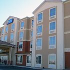 Comfort Inn and Suites hotel Ritchie Bros Auction by hotelreservati
