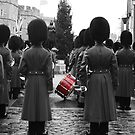 Guards - Windsor, England by MaggieGrace