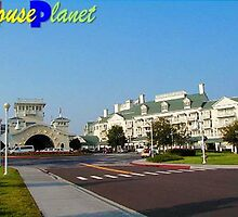 Hotels near Disney's Boardwalk by jhonstruass