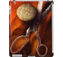 iPad Case. Rock, Paper, Scissors.  iPad Case/Skin