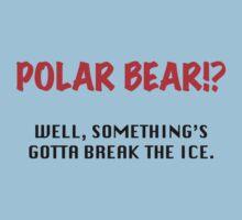 Polar Bear by yellowfield