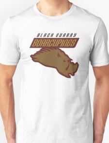 Black Quarry Boarcupines Unisex T-Shirt