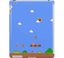 Mario 1st level iPad Case/Skin