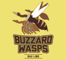 Bau Ling Buzzard Wasps Kids Clothes