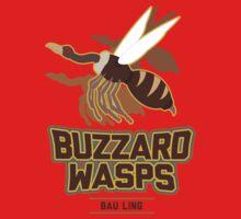 Bau Ling Buzzard Wasps One Piece - Long Sleeve