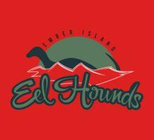 Ember Island Eel Hounds Baby Tee