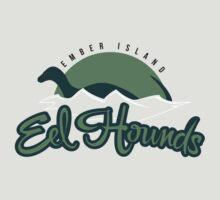 Ember Island Eel Hounds by jdotrdot712