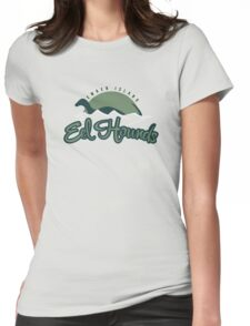 Ember Island Eel Hounds Womens Fitted T-Shirt